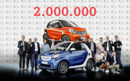 smart: il bestseller supera quota 2 milioni