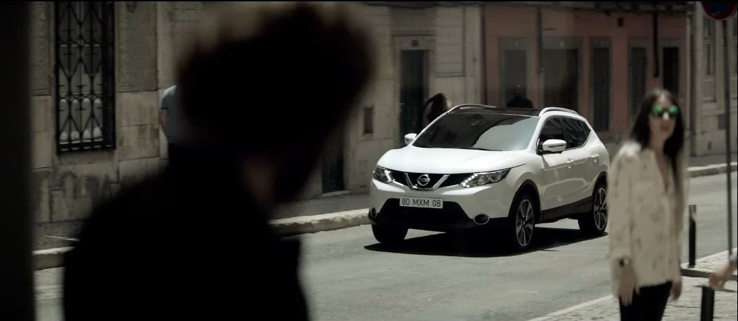"Qashqai ""The Original Crossover"""