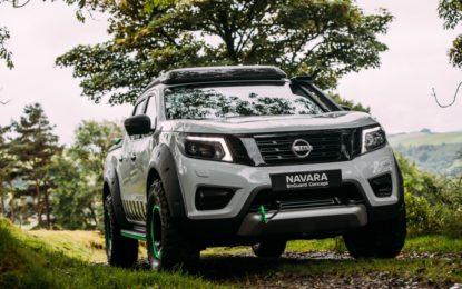 Concept Nissan Navara EnGuard