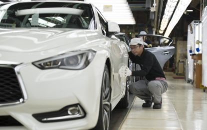 Tochigi: dove nasce la Infiniti Q60 Sport Coupé