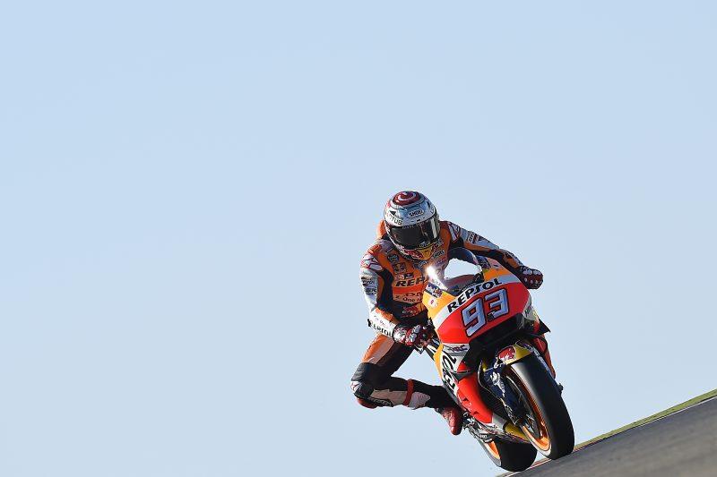 Marquez: 6° pole della stagione ad Aragon