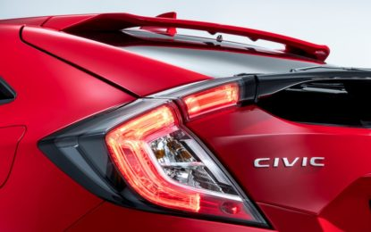 Honda: a Parigi con Civic Berlina e Jazz Spotlight