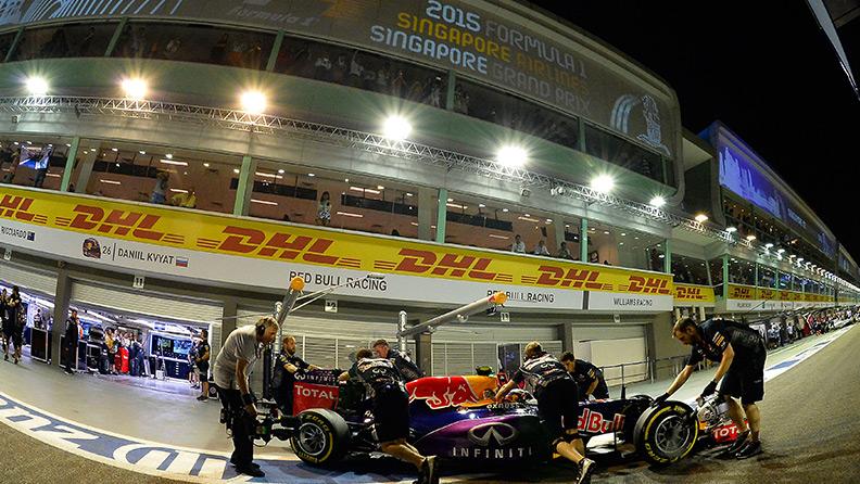 """Il primo """"vero"""" Gran Premio di Singapore"""