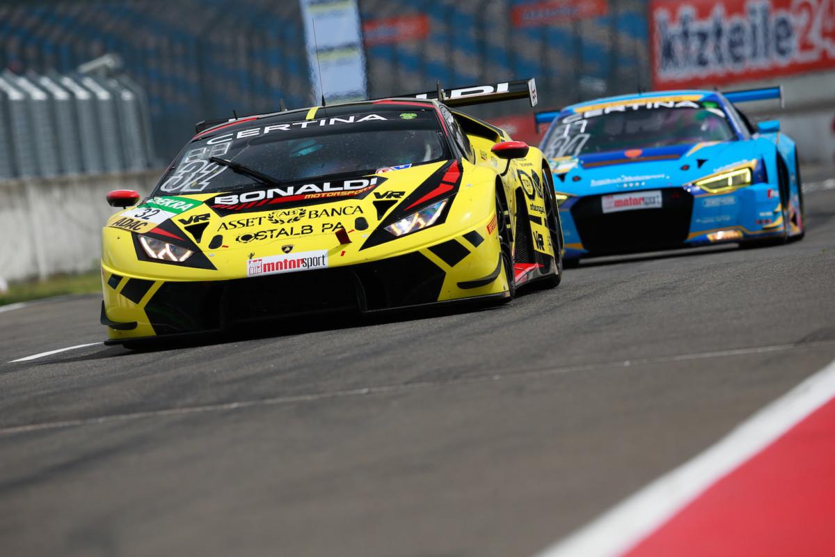 GT Open International Series a Monza
