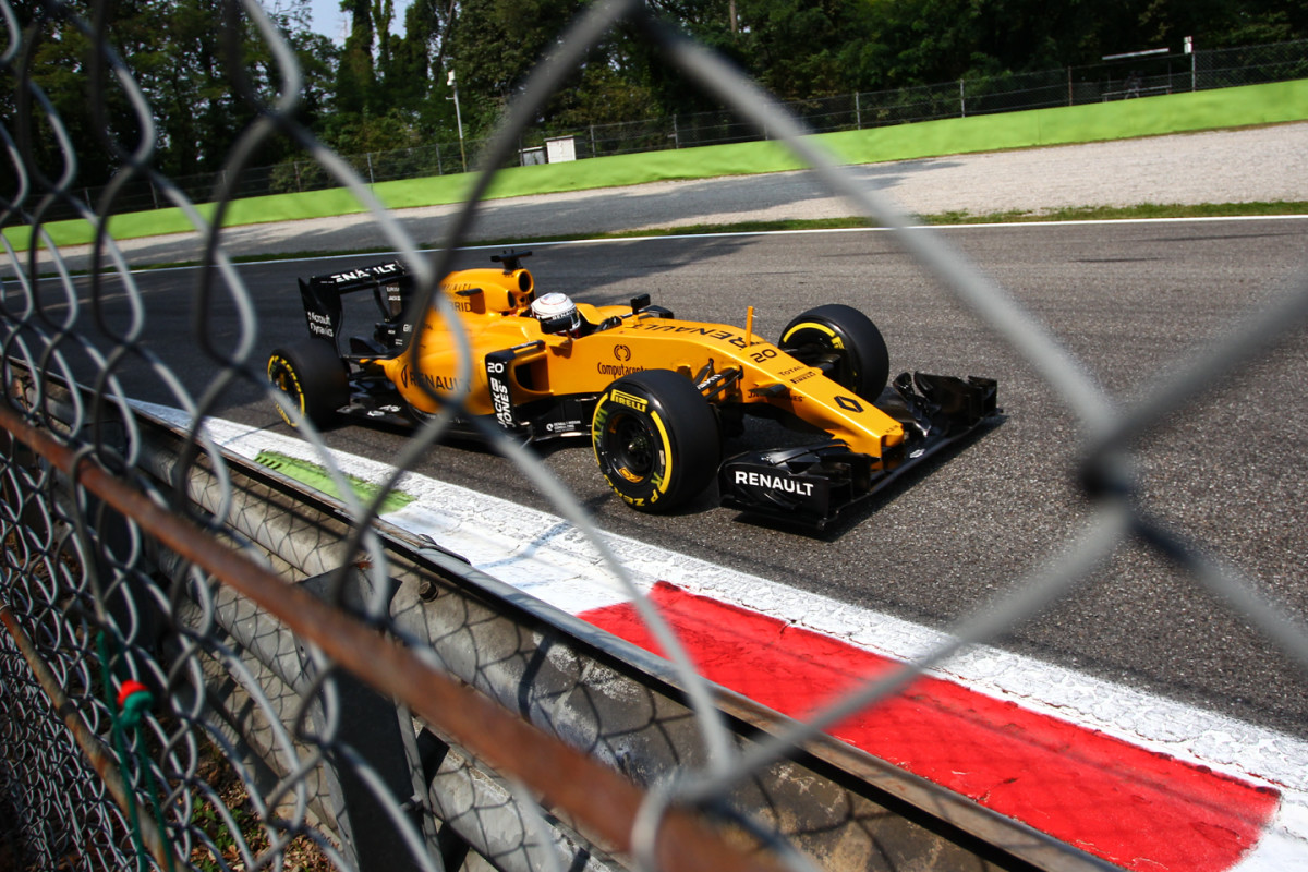 GP Italia: la photogallery del venerdì a Monza