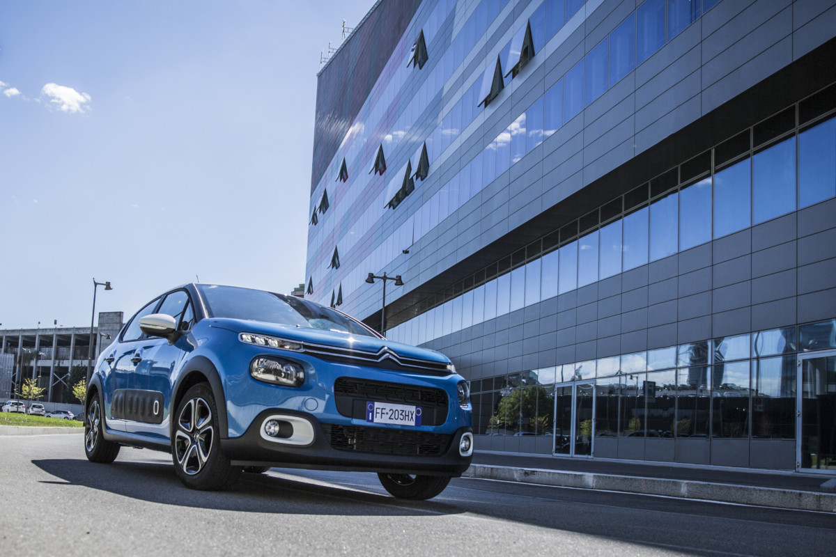 Citroën C3 Facebook-Only limited edition