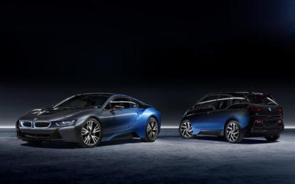 Garage Italia Customs & BMW: i3 e i8 CrossFade