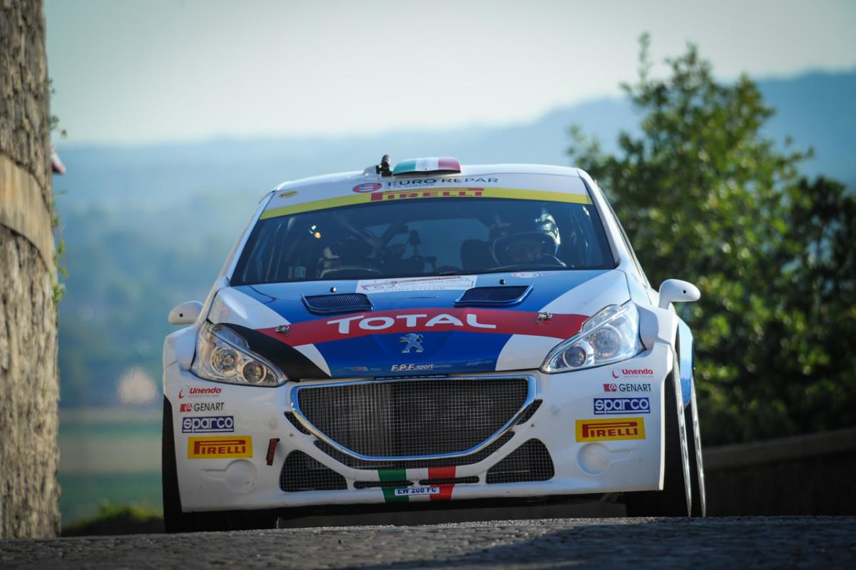 Andreucci e Peugeot alla prova decisiva di Roma