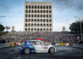 Rally di Roma: Andreucci e Peugeot tornano leader