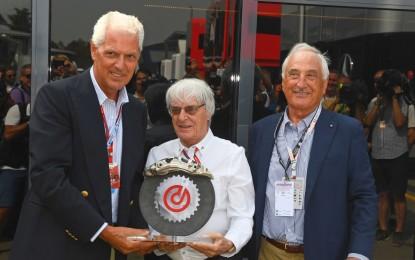 'Bernie Ecclestone Award' a Tronchetti Provera
