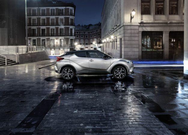 Nuovo Toyota C-HR: prevendita e prenotazioni