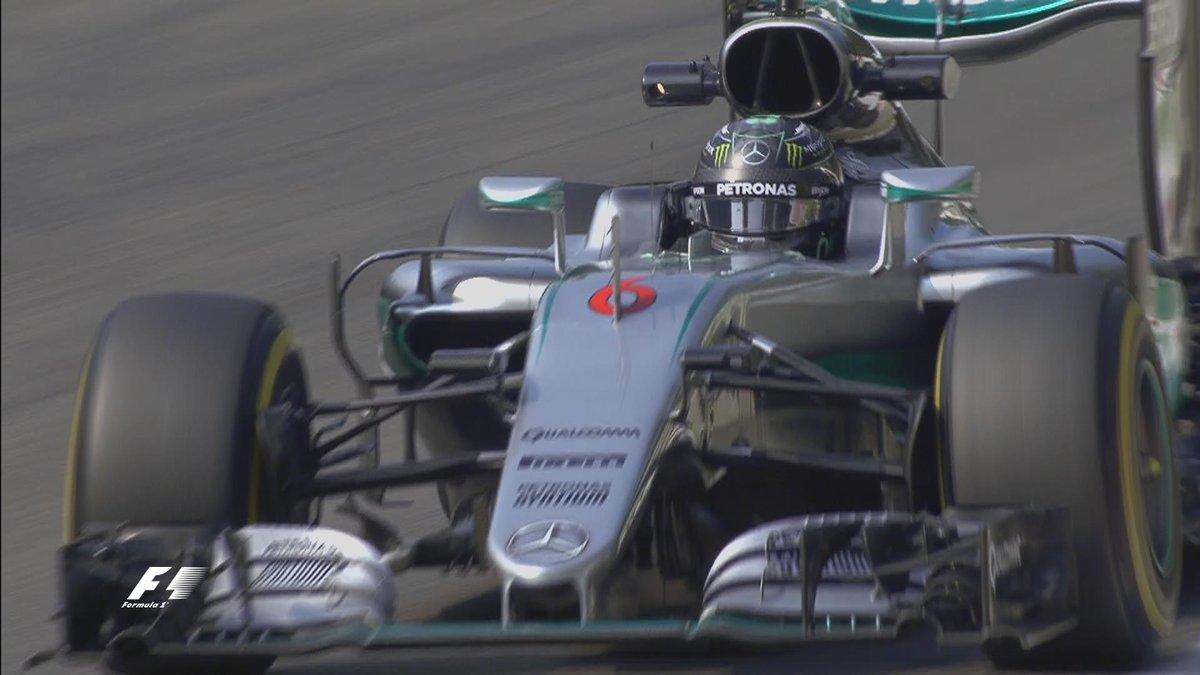 GP Italia: Mercedes e Ferrari nelle FP1