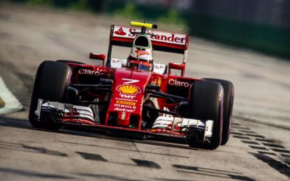 GP Singapore: la parola ad Arrivabene e ai piloti Ferrari