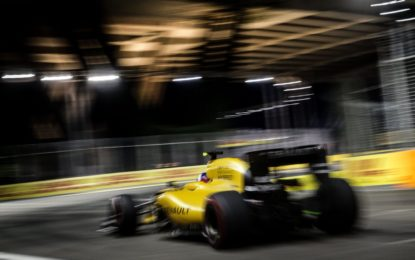 GP Singapore: set e mescole scelti dai piloti