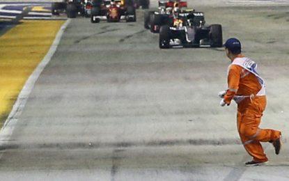 Singapore: la FIA indaga sull'episodio-commissario