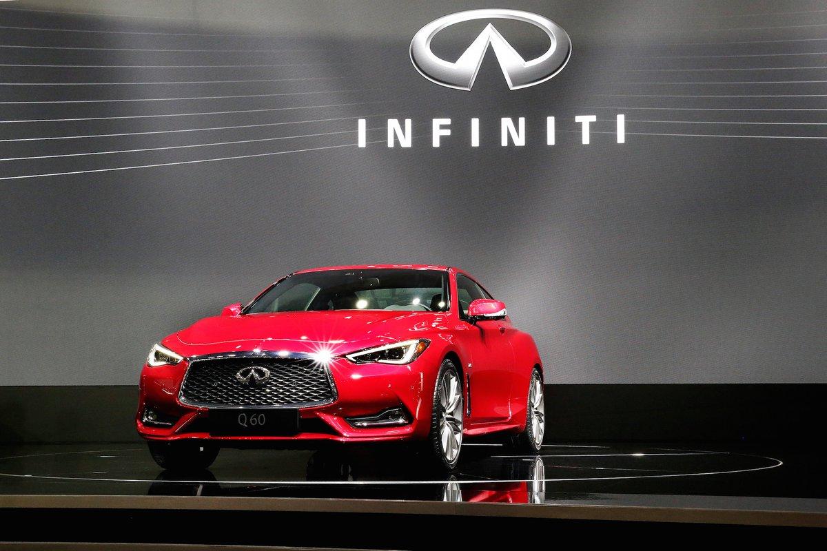 Infiniti: motore turbo, Q50 e QX Sport Inspiration