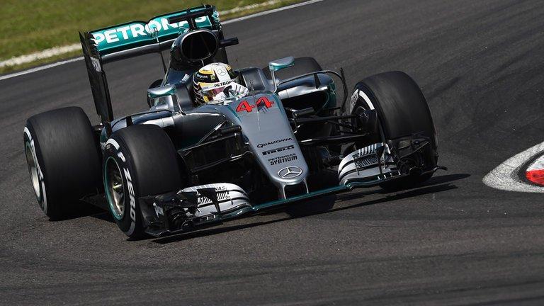 GP Malesia: Rosberg e Hamilton si dividono il venerdì