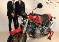 Renzi inaugura il nuovo Museo Ducati
