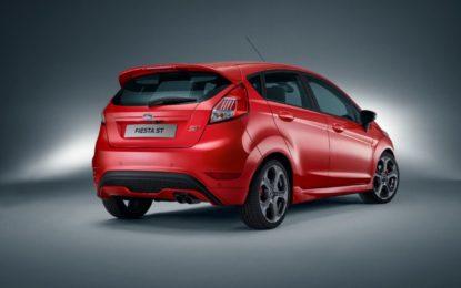 Nuova Ford Fiesta ST anche 5 porte
