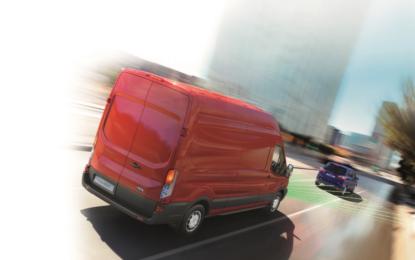 Ford: frenata automatica anche sui veicoli commerciali