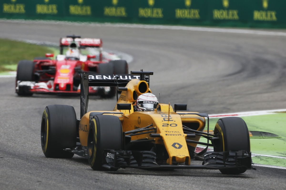 GP Italia: il punto Renault F1 sul weekend