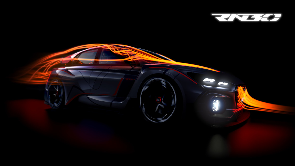 Hyundai nuova RN30 N Concept