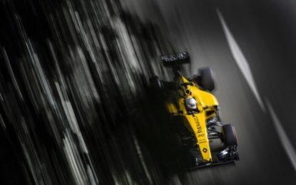 GP Singapore: il punto Renault Sport F1
