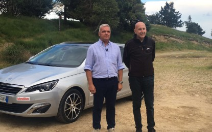 """ALCAR e """"Golf & Solidarietà"""" a SAFE-DRIVE"""