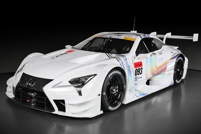 Una nuova Lexus per il Super GT 2017