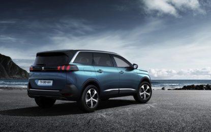 Nuova Peugeot 5008: nuova dimensione