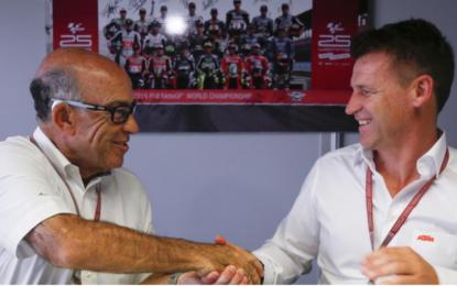KTM in MotoGP fino al 2021. Firmano tutti tranne Monza!