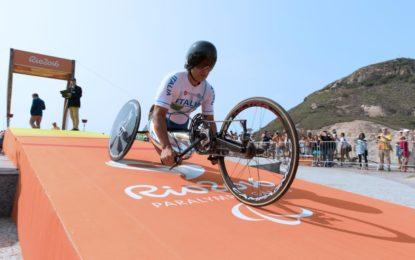 Rio: Zanardi vince l'oro nella prova a cronometro