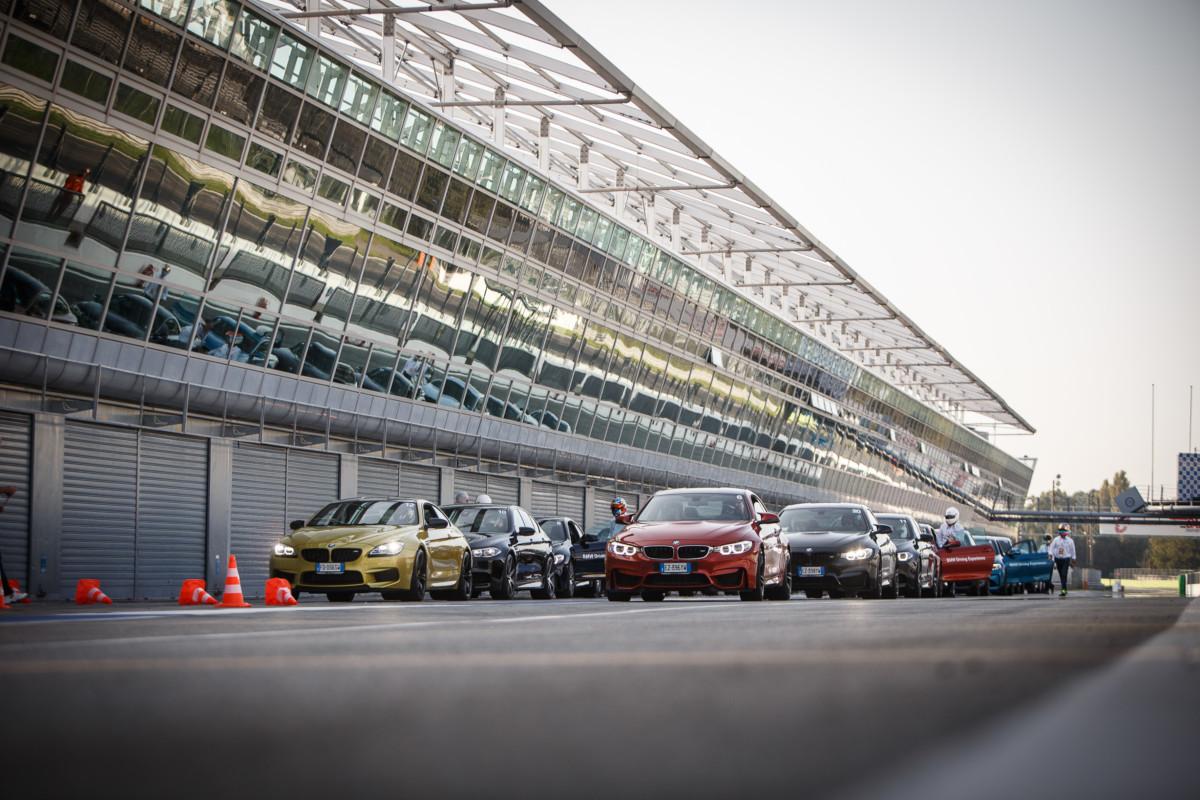 BMW NEXT 100: la photogallery del sabato