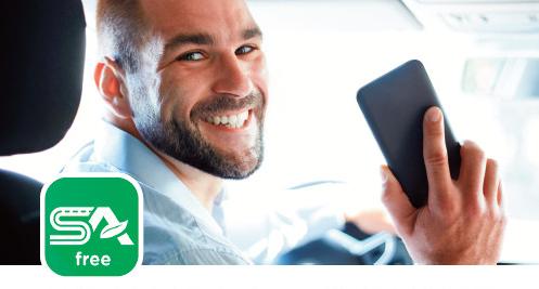 SA FREE, l'app gratuita dedicata alla sicurezza