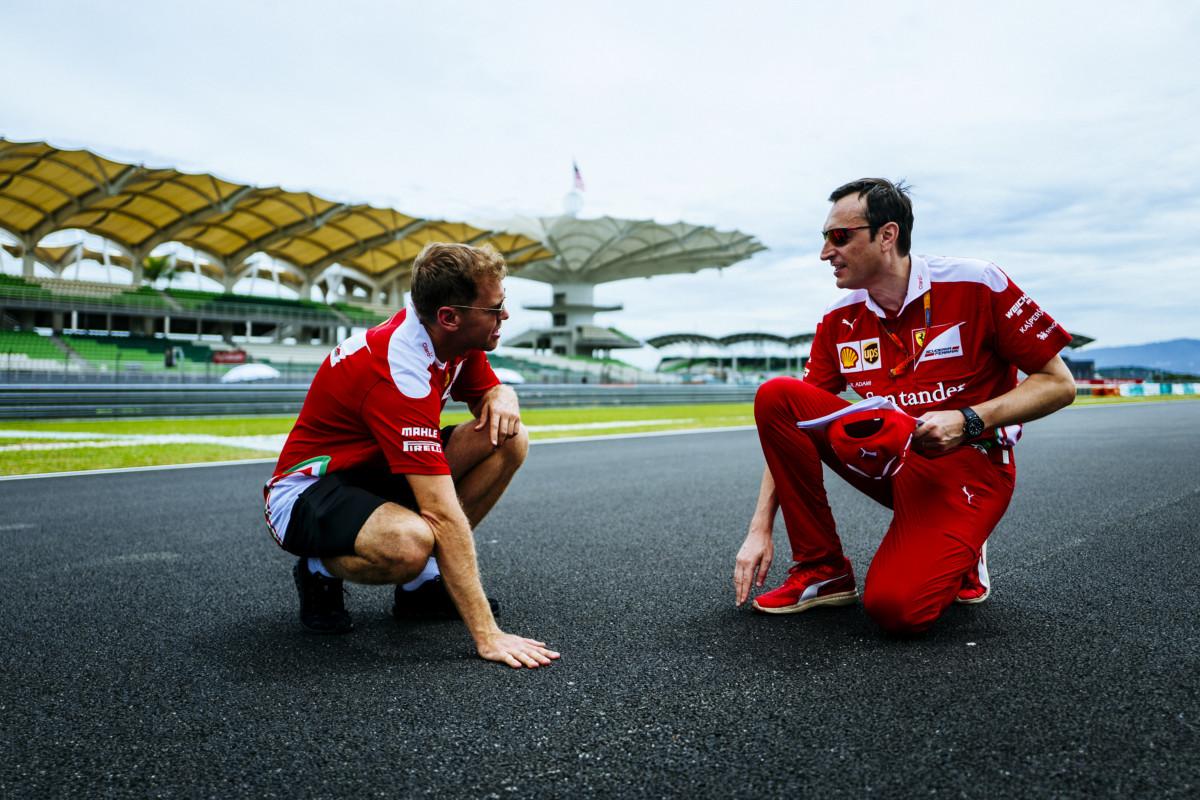 GP Malesia: Vettel apprezza il nuovo asfalto