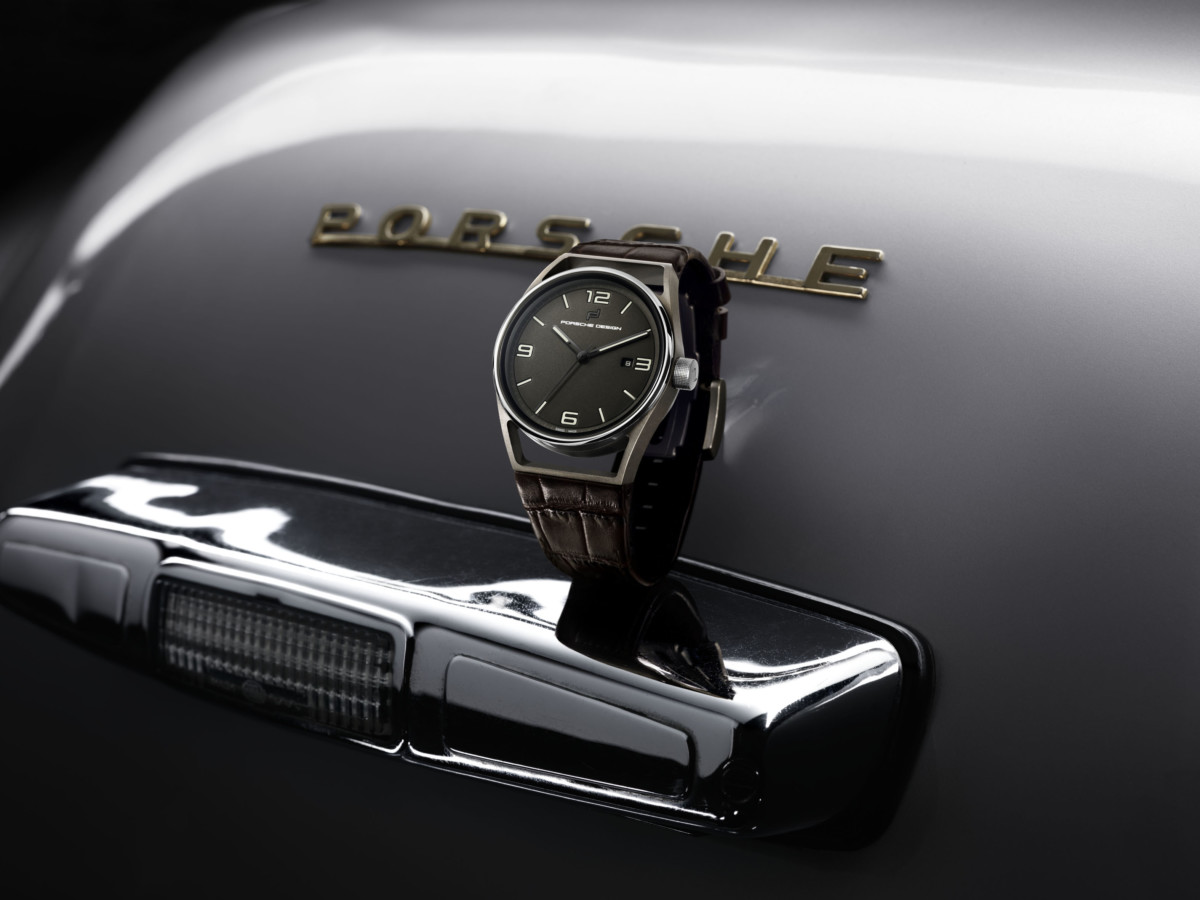 "Porsche Design presenta ""1919 Datetimer Eternity"""