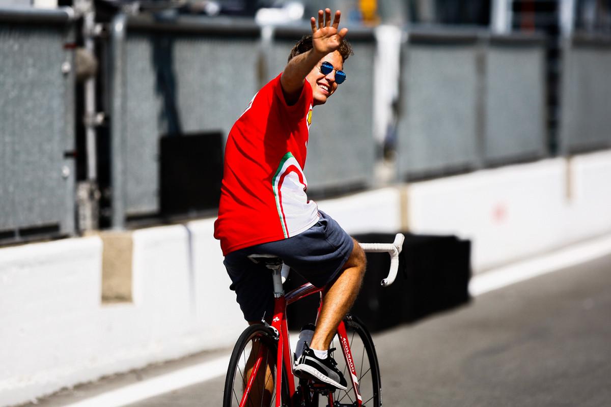 GP Italia: la photogallery del giovedì a Monza