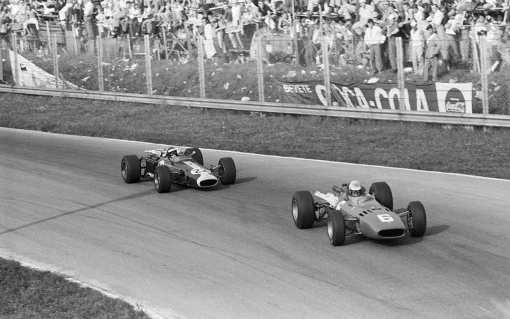 Scarfiotti: l'ultimo italiano a vincere a Monza 50 anni fa