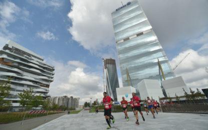Salomon Running: in 1.200 alla conquista della Torre Allianz