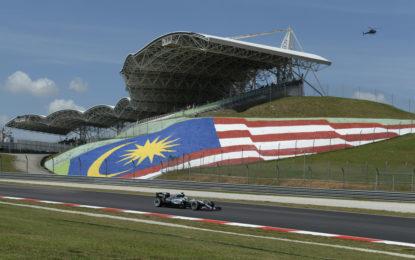 GP Malesia: libere per saggiare il nuovo asfalto