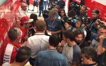 MotoGP: niente da fare per Iannone. Al suo posto Pirro