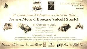 Auto e moto d'epoca al Motor Village Arese