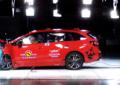 5 stelle EuroNCAP per Subaru Levorg
