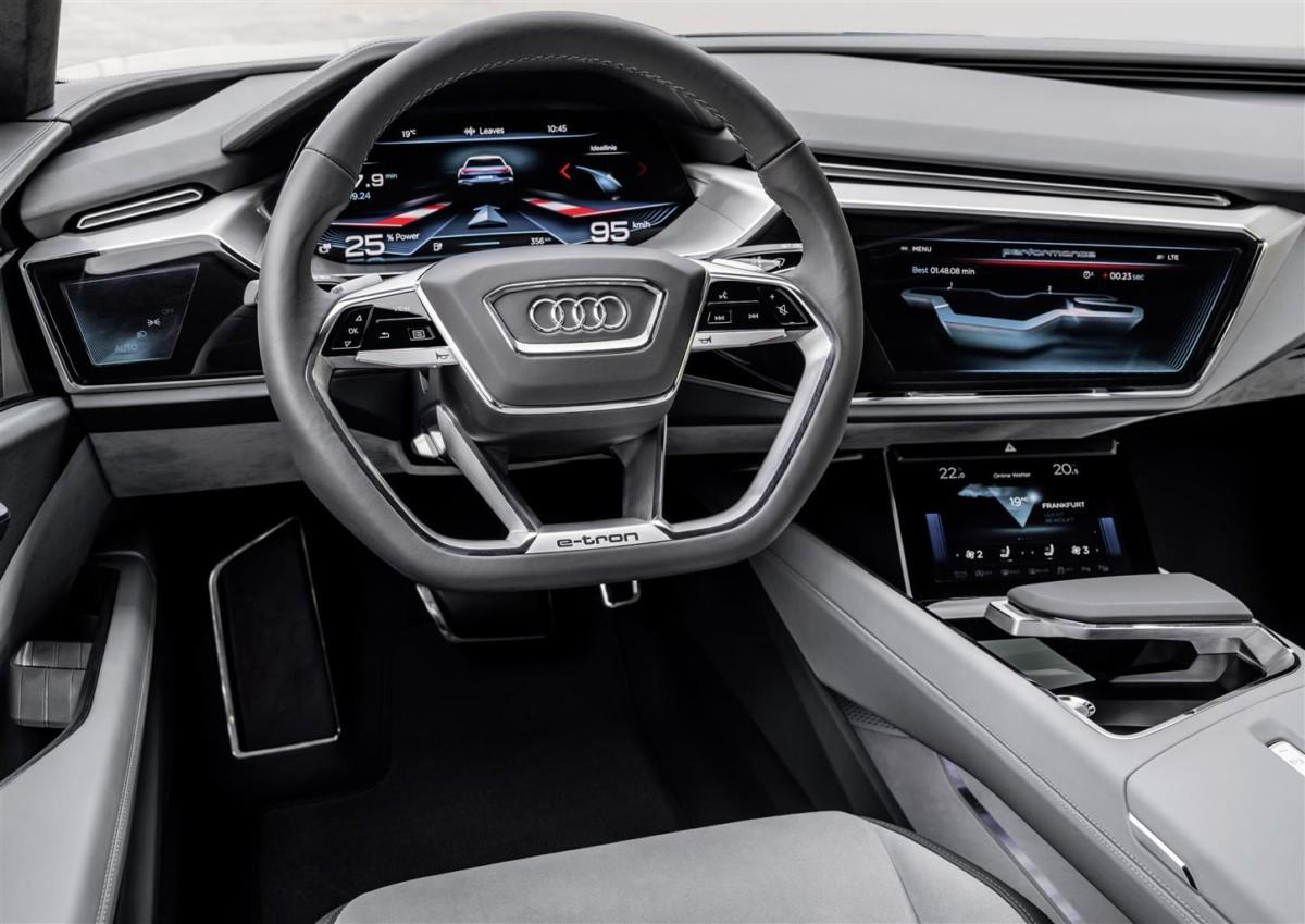 Audi connect: il futuro è collegato in rete