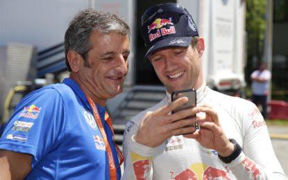 WhatsApp per i fan del WRC