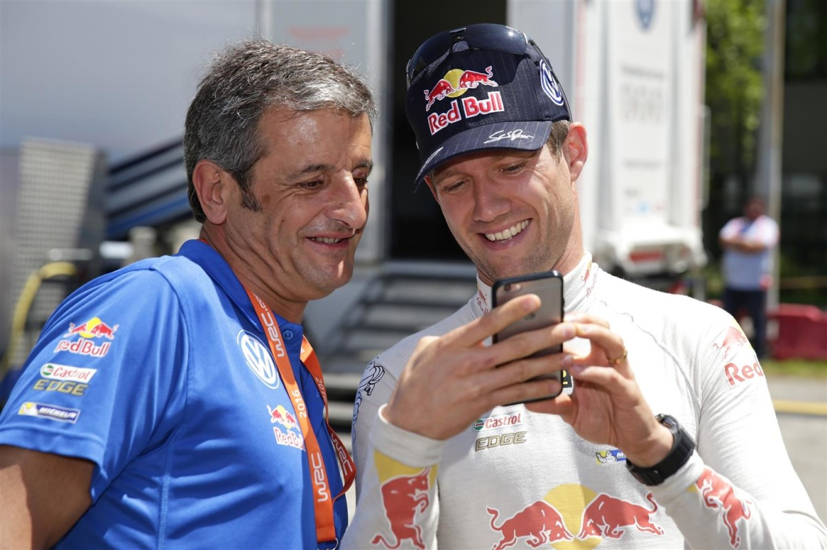 WhatsApp per i fan del WRC
