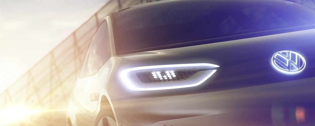 Volkswagen: un'auto elettrica per una nuova era