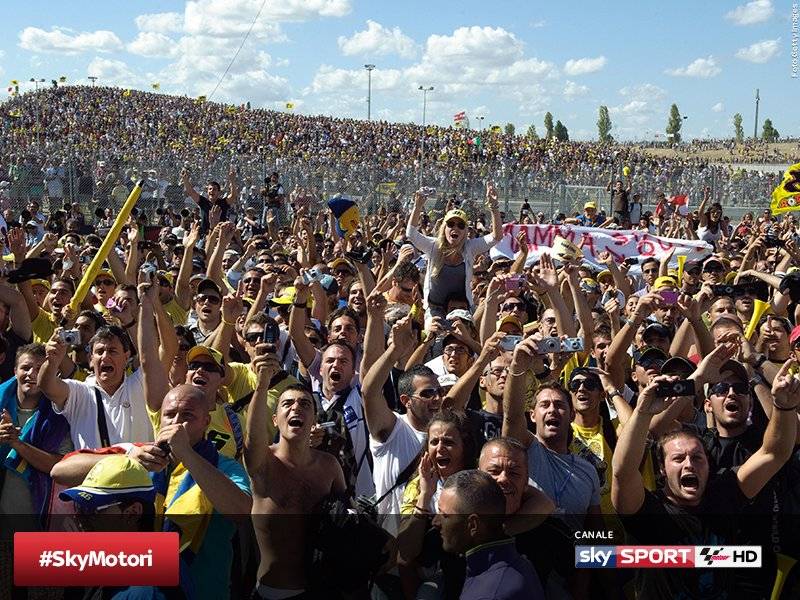 MotoGP: via al weekend di San Marino
