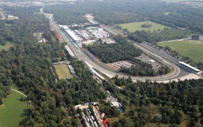 GP d'Italia a Monza: c'è la firma!