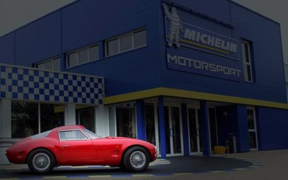 Effeffe Berlinetta al Gran Premio Nuvolari